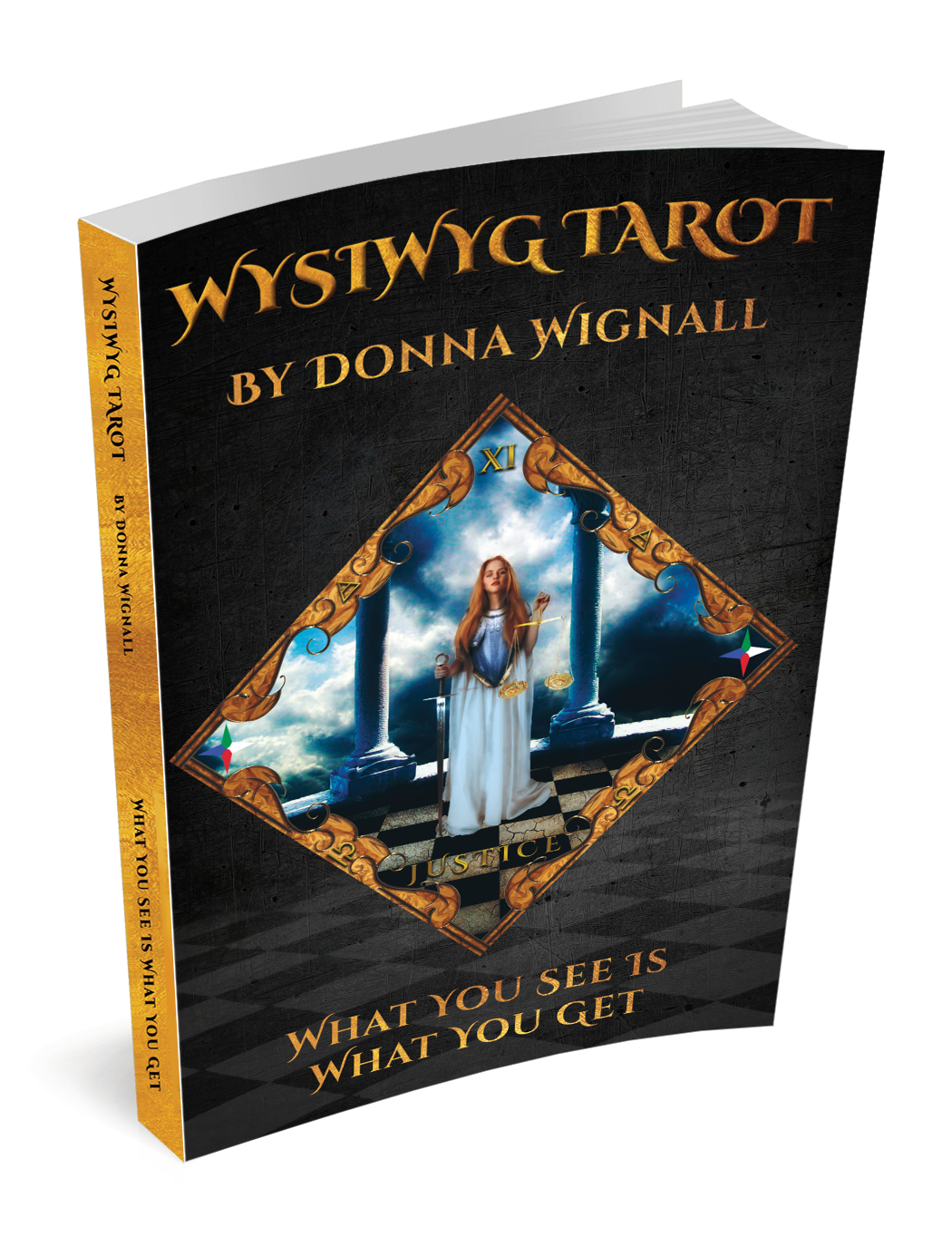 WYSIWYG Tarot by Donna Wignall